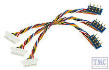 DCC-8P9JST DCC Concepts OO Scale 8 Pin Harness with 9 Pin JST Decoder Plug (3)