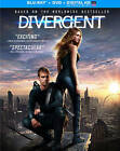 Divergent (Blu-ray/DVD, 2014, 2-Disc Set, Includes Digital Copy UltraViolet)