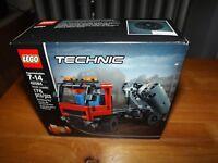 LEGO, TECHNIC, HOOK LOADER, KIT #42084, 2 IN 1 KIT, 176 PCS, NEW IN BOX, 2018