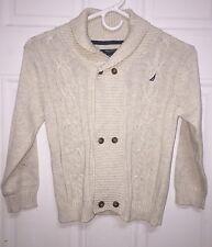 Nautica Kids Beige Sweater Size L ( 7 )