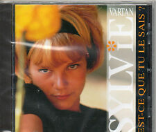 CD 30T SYLVIE VARTAN ( BEST OF ) << EST-CE QUE TU LE SAIS >> NEUF SCELLE DE 1990