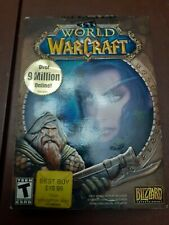 World of Warcraft Original Box - Pc Game, Blizzard (2004) Unused Game Key!