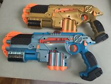 Tiger Phoenix LTX Lazer Tag Guns Lot All Functions Tested! Nerf 2008 Hasbro guns