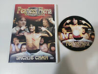 Iena Selvaggio Fearless Iena Jackie Chan DVD Castellano Regione 0
