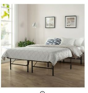 Twin Bed Frame (Spa Sensations by Zinus)