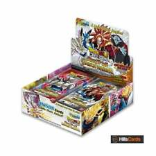 Dragon Ball Super Card Game Rise of the Unison Warrior Sealed Booster Box B10 Z