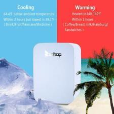 6L Mini Fridge Portable Cooler Warmer Heats 6L Auto Car Boat Home Office Travel
