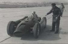 #pha.016158 Photo ALBERTO ASCARI LANCIA D24 1954 Car Auto
