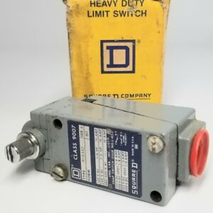 Square D 9001 Heavy Duty Limit Switch, Series A, B054A2