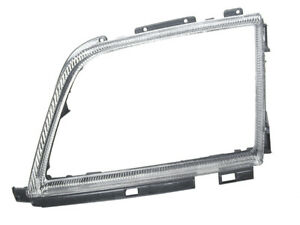 Mercedes r129 SL-class URO Headlight Door Rim trim (L) left lh driver lamp frame