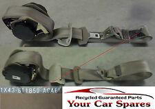 Jaguar X-Type - Passenger/Driver Rear Seat Belt/Seatbelt - 1X43-611B50-ACAEK