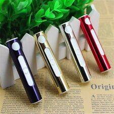 Fashion USB Electronic Rechargeable Lighter Flameless Windproof Random Color