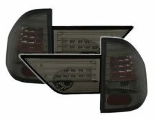 ALL SMOKED LED REAR TAIL LIGHTS LAMPS BMW X3 E83 1/2004-9/2006 PREFACELIFT MODEL