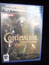 Castlevania :Curse of Darkness para playstation 2 nuevo y precintado
