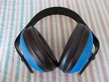 Protector Auditivo Personna EN352-1. EPI .Modelo 6000 color azul. Regulable.