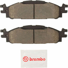 New Brembo Disc Brake Pad Set Front P24174N Ford Lincoln