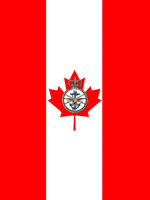 "4""  CANADA CANADIAN VETERAN STICKER DECAL USA MADE"