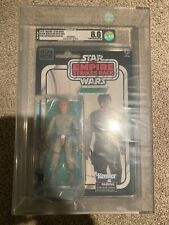 2020 Star Wars ESB 40th Anniversary Black Series Luke Skywalker Bespin AFA U8.0