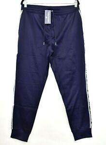 NEW Polo Sport Men's Ralph Lauren Performance Track Pants Navy Blue Size M $148