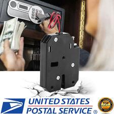 DC 12V Magnetic Door Lock Electric Drop Picks Auto DC Solenoid Induction