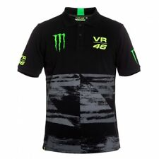 Polo MotoGP Monster Energy  Valentino Rossi Originale Vr46 !