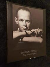 Henri Cartier - Bresson The Master Set  - Proof!
