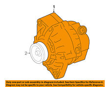TOYOTA OEM-Alternator 2706036011