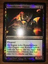 FOIL Entweihender Dämon / Desecration Demon - Return to Ravnica MTG Magic