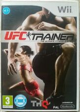 Ufc Personal Trainer: The Ultimate Fitness System-Wii