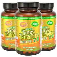 David Beyond Tangy Tangerine Tablets by Youngevity 3 Pack for savings