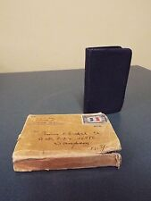 1941 WWII New Testament Bible