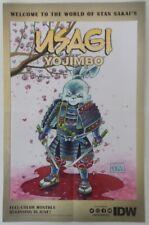 WonderCon 2019 Handout IDW Usagi Yojimbo poster