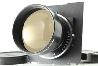 【Rare Near Mint+3】komura 300mm f/6.3 Copal-No.1 Large Fomat Lens From Japan #287