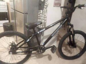Mongoose 24inch Bmx Jump Bike