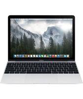 Apple MacBook A1534 Core M 12 Laptop - MF855LL/A SILVER