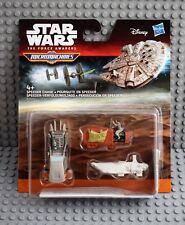 Hasbro Star Wars Micromachines Speeder Verfolgungsjagd 3er Set Neu & OVP