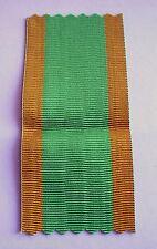 Petit ruban 80 x 37 mm pour confection de rappel médaille du Dragon d'Annam.