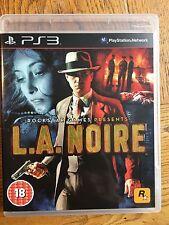 L.A. Noire-PS3 (sin Sellar)! nuevo!