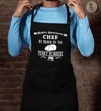 Peaky Blinders Apron Mens Ladies uni-sex Chef birthday kitchen cooking gift