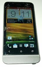 HTC One V 4GB Gray U.S. Cellular Android Smartphone Fair Condition- Read Below