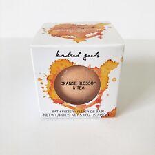 Kindred Goods Old Navy Orange Blossom & Tea Bath Fizzer Bomb 5.3 Oz. New Sealed