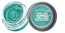 Maybelline EyeStudio Color Tattoo Eye Shadow - Edgy Emerald 50