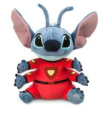 "Disney Store Authentic Patch BIG Lilo & Stitch in Spacesuit Plush Toy 16"" NWT"