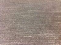 Kirkby/Romo Slubby Velvet Upholstery Fabric- Orion/Shitake (K5058/26) 1.20 yds