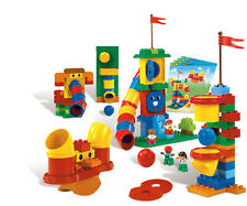9076 Röhren zum Experimentieren 147 Teile LEGO® Duplo Education Steine Forschen