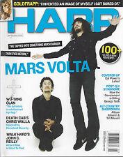 Harp Magazine - Feb 08- Mars Volta, Cat Power, Goldfrapp, Beach House, Bob Mould