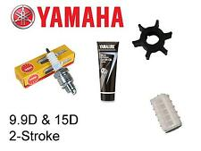 Yamaha 9.9D & 15D (1994 on) 9.9hp/15hp 2-Stroke Outboard Service Kit