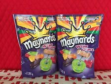 Canadian Maynards Wine Gums gummy candy. 2 bags=1.4 lbs! Ships Priority from USA