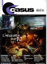 casus belli 19 Avril-Mai 2003