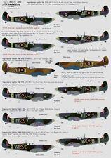Xtradecal 1/72 Supermarine Spitfire Mk. IXc Autocollants # 72110